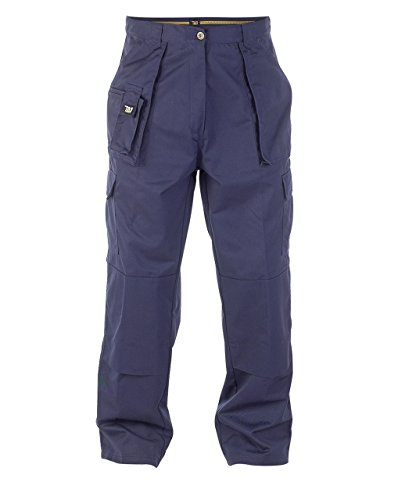CAT Workwear Mens Workwear C820 Cargo Workwear Work Trousers