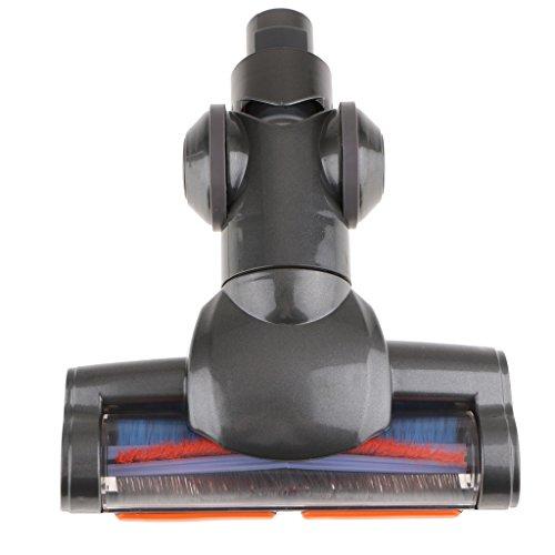 MagiDeal Motorisierter Staubsauger-Boden-Bürsten-Kopf-Teppich-Reinigungs-Werkzeug Für Dyson