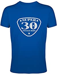 Tee shirt Super 30 Vintage Homme