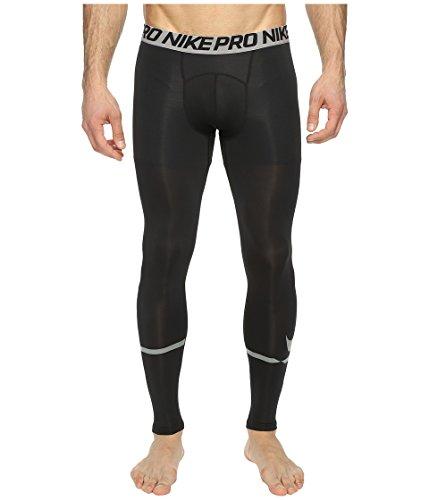 Nike M NP TGHT Swoosh Tights, Herren negro (black / dust)