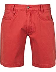Protest Chino Shorts - Protest Time Chino Short - Asphalt
