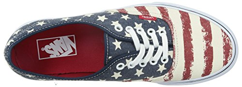 Vans V18BH1P, Scarpe Sportive Unisex Multicolore (Americana/Dress Blues)
