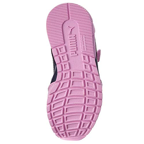 Puma ST Runner v2 NL V PS Trainers Girl s Shoes  Sneakers Pink  1 UK