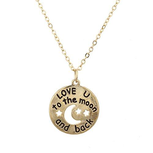 lux-accesorios-crescent-moon-nino-collar-de-la-mujer-y-nina-y-star-galaxy-collar-set