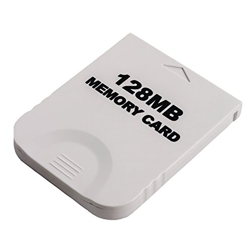 Smartfox 128 MB Memory Card Speicherkarte für Nintendo Wii und Nintendo Gamecube