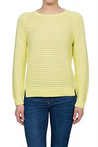 Lee -  Maglione  - Basic - Donna verde lime