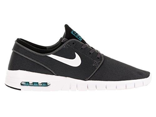 Nike Stefan Janoski Max, Chaussures de Skate Homme, 47.5 EU gris - Gris (Gris (Dark Grey/White-Black-Gmm Blue))