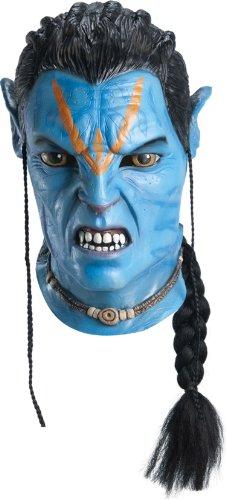 Avatar Jake Sully für Erwachsene Maske. (Erwachsene Maske Sully)