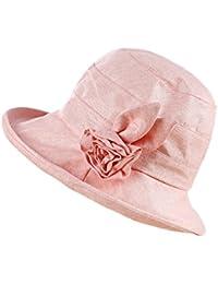 Amazon.it  cappello donna estivo - iShine  Abbigliamento 82a1b5f60de9