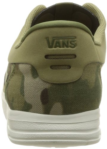 Vans Graph Grey Light Blue camo khaki/olive