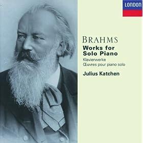 Brahms: Piano Sonata No.1 in C, Op.1 - 3. Scherzo (Allegro molto e con fuoco)