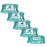 #6: GLIDER Baby Wipes (100 Pcs X 5 Pack) (500 Pcs)