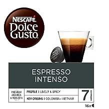 Nescafè - 64cápsulas dolce gusto espresso intenso