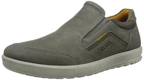Ecco Herren Ennio Sneakers, Grau (54190warm Grey/Warm Grey), 44 EU