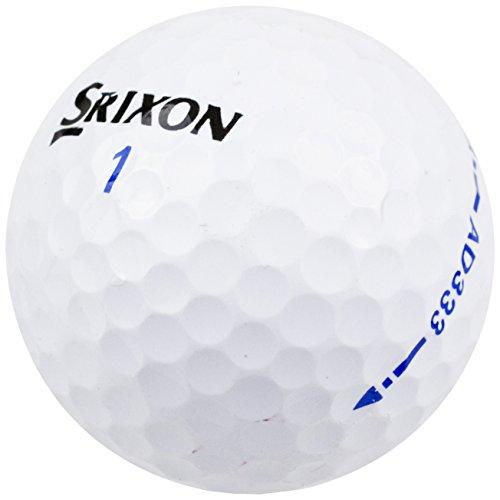 Srixon Ad333 Balles de golf - Lot de 50