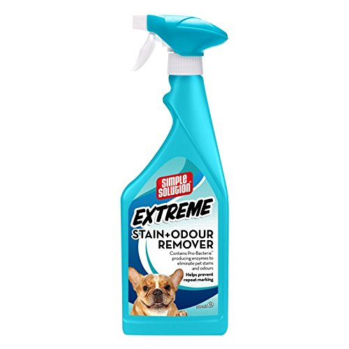 Simple Solution Extreme Stain and Odour Remover for Dogs - 500 ml