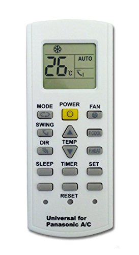 Kt-pn - Mando a distancia para aire acondicionado climatizador Panasonic, bomba de...