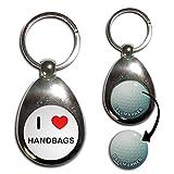 Best BadgeBeast Golf Ball Markers - I Love Heart Handbags - Golf Ball Marker Review