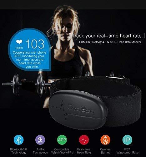 Zoom IMG-2 hrm run fascia cardio con
