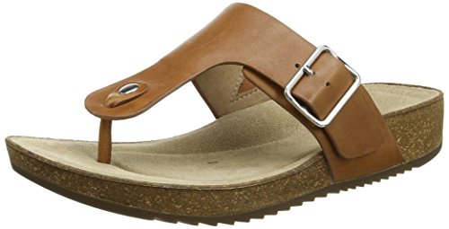 Hotter - Resort, Sandali Donna Brown (Tan)