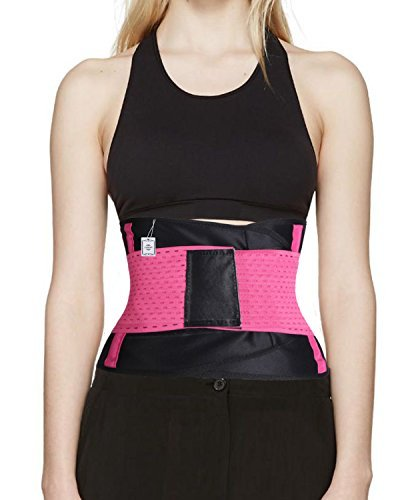 waist-trimmer-ab-belt-stomach-wrap-for-faster-weight-loss-maximize-your-sweat-for-women-men-m-red-pi