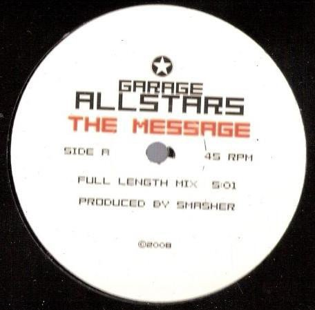 The Message All-star-garage