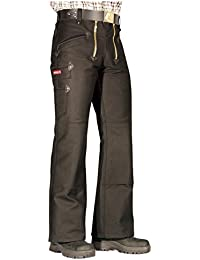 Zunfthose Elias Doppelpilot mit Schlag und Knietaschen