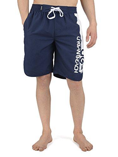 Urban Beach Hossegor Short de surf Homme Bleu Marine