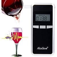 Alcohol 4 Digital LCD Display Breath Analyzer