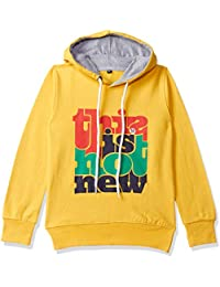 T2F Boy's Cotton Sweatshirt