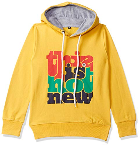 T2F Boys' Sweatshirt (BYS-SS-01_Multicolor_3-4 Years)
