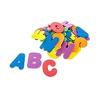 HILLINGTON ® 36pc Eva Foam Bath Letters Numbers Baby Activity Entertainment Bath Toy