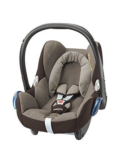 Maxi-Cosi Cabriofix, Babyschale Gruppe 0+ (0-13 kg), earth brown, ohne Isofix-Station