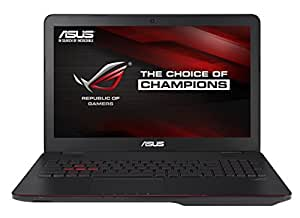 "Asus ROG G551JM-CN105H PC portable Gamer 15,6"" Aluminium Noir (Intel Core i7, 16 Go de RAM, Disque dur 1 To + 24 Go de SSD, Carte NVIDIA GeForce GTX860M 4 Go, Windows 8.1)"