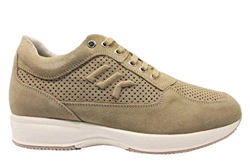 Raul Scarpe Sm01304 Lumberjack Uomo Beige Sneakers E Grigio 9WEHD2I