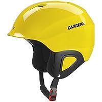 Carrera casque de ski CJ 1 Jaune, 49–52 cm, e003934dr4952 8edf32fc20d1
