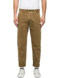 huge selection of 335d5 f0952 Amazon.it: REPLAY - Pantaloni / Uomo: Abbigliamento
