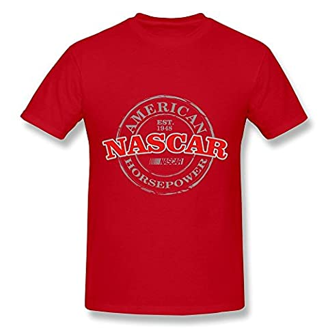 Dzzlee Clothes - T-shirt - Homme Noir Rouge