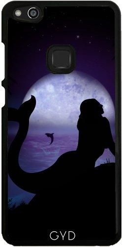Hülle für Huawei P10 Lite - Meerjungfrau by Adamzworld
