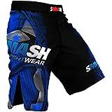 SMMASH MMA MMA short FIGHT MACHINE ELECTRIC S M L XL XXL MMA BJJ UFC Boxe K1