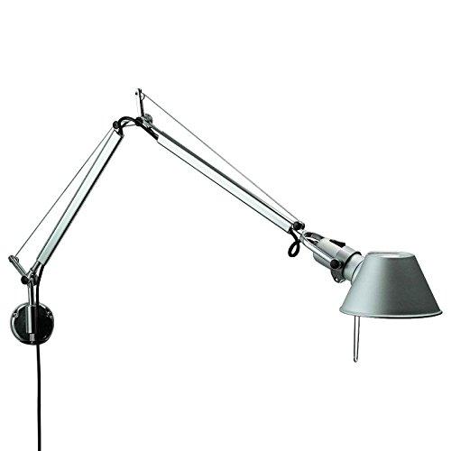 Artemide Tolomeo Mini Lampe Murale Noire