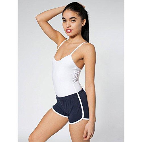 american-apparel-damen-sports-shorts-small-marineblau-weiss