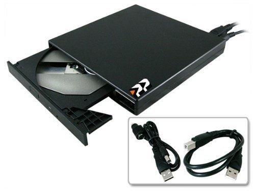 Computer & Büro Motiviert Tragbare Schlanke Externe Usb Dvdrom Dvdrw Brenner Writer Optisches Laufwerk Für Laptop Netbook Notebook Pc Schwarz