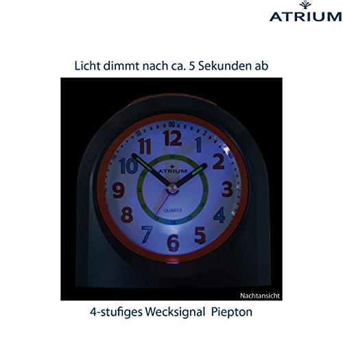 Atrium Kinderwecker A921-5, blau - 5