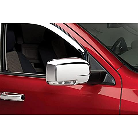 Putco 400539 Chrome Mirror Cover with Turn Signal Opening by Putco