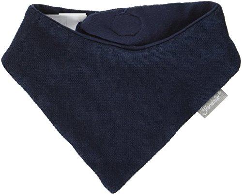 Sterntaler Sterntaler Dreieckstuch mit Klettverschluss, Blau, 1(Herstellergröße: 0-12 Monate)