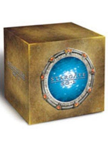 Stargate SG: L'integrale de la saison 1 à 10 - Coffret 59 DVD [Import belge], DVD/BluRay