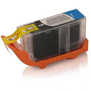 Cartouche d'encre compatible pour imprimante Canon BJ535PD - BJ 535 PD - Noir