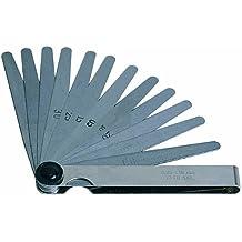 Metrica 35102 ESPESIMETRO 100MM 20 Lamas 0,05 ÷ 1 mm