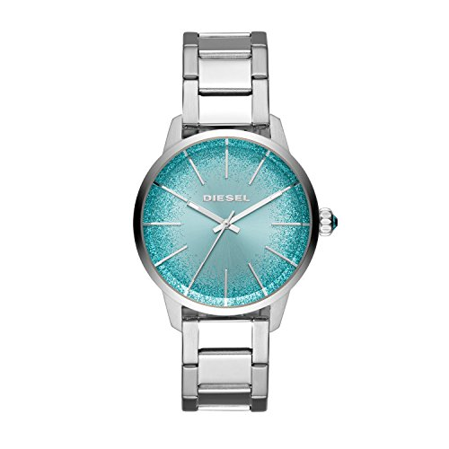 Diesel Womens Analogue Quartz Watch with Stainless Steel Strap DZ5574